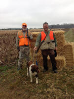 Mr. Miles placed in Ohio Pheasants Forever State Hunt Challenge January 2013.